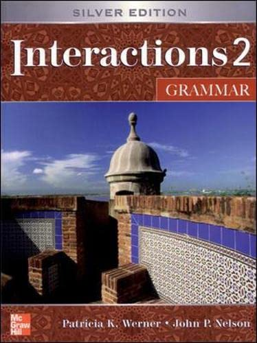 9780071258197: Interactions Mosaic Grammar Student Book: (Interactions 2)