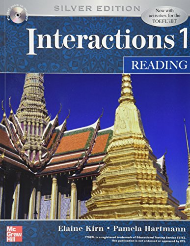 9780071258265: Interactions One Read Student Bk With CD