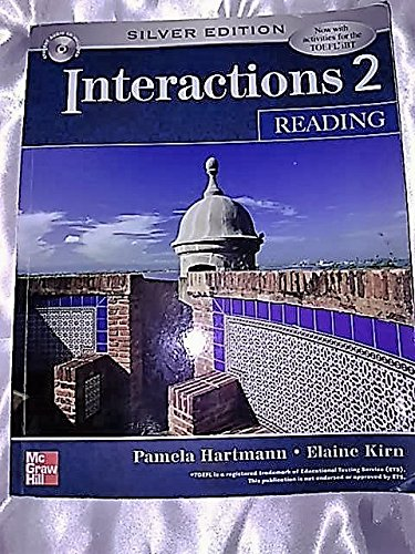 9780071258289: Interactions Two Read Student Bk With CD