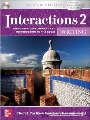 9780071258319: Interactions Mosaic Writing Student Book: Interactions 2 (College Ie (Reprints))