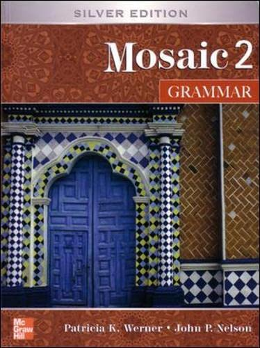 9780071258357: Mosaic Two: Student Book: Grammar