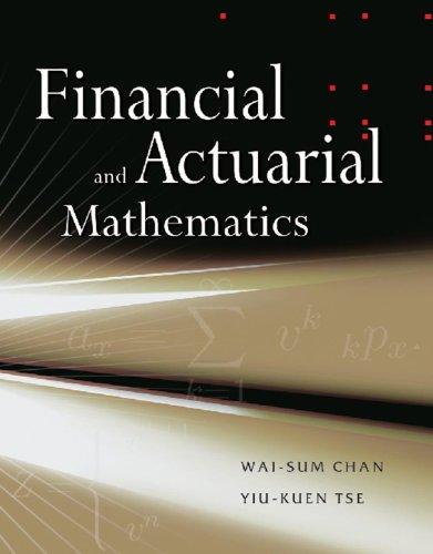 9780071258562: Financial and Actuarial Mathematics