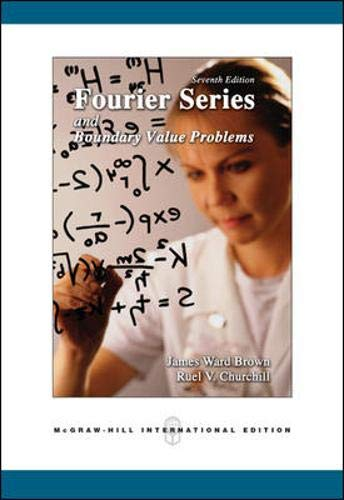 9780071259170: Fourier Series and Boundary Value Problems
