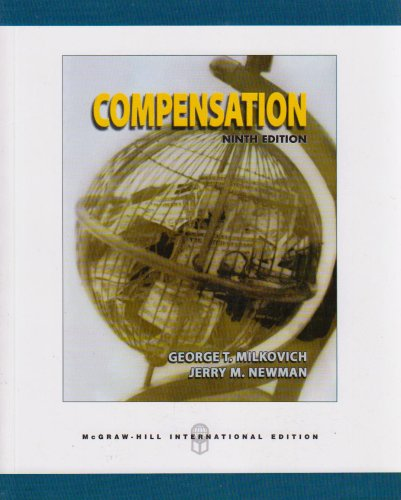 9780071259323: Compensation