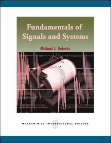 9780071259378: Fundamentals of Signals and Systems