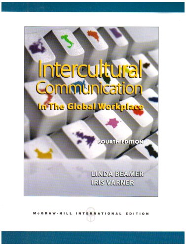 9780071259484: Intercultural Communication in the Global Workplace