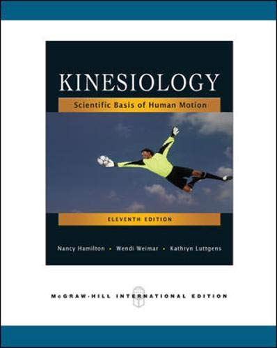 9780071259514: Kinesiology: Scientific Basis of Human Motion.