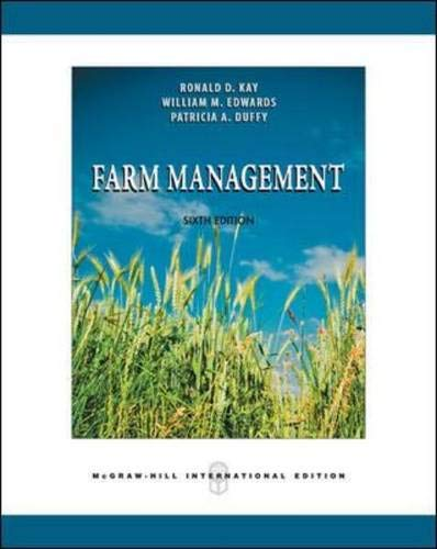 9780071259538: Farm Management