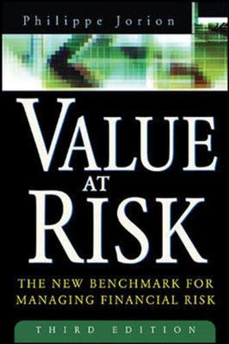 9780071260473: Value At Risk: The Benchmark for Controlling Market Risk