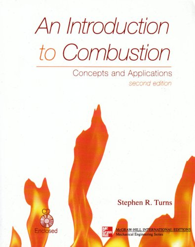 9780071260725: An Introduction to Combustion: Concepts and Applications