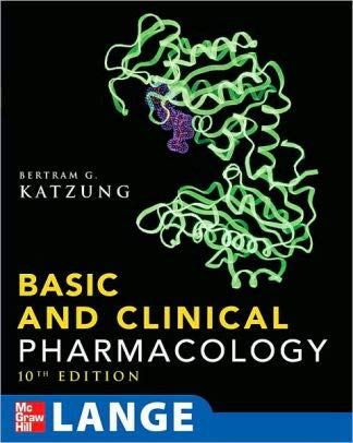 9780071260930: Basic & Clinical Pharmacology 10e
