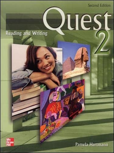 9780071261333: Reading and Writing in the Academic World (Quest) (Bk. 2)
