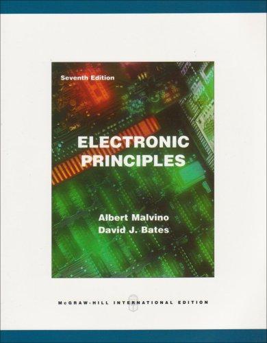 9780071261913: Electronic Principles.