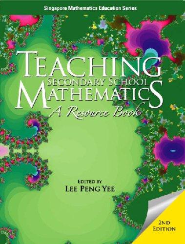 9780071262439: Teaching Secondary School Mathematics: A Resource Book