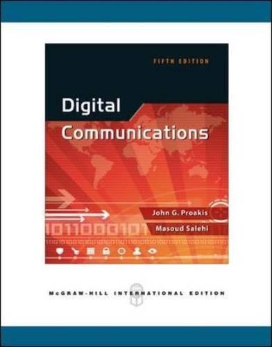 9780071263788: Digital Communications (Int'l Ed) (Asia Higher Education Engineering/Computer Science Electrical Engineering)