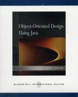 9780071263870: Object-Oriented Design Using Java