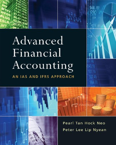 9780071264310: Advanced Financial Accounting: An IAS and IFRS Approach