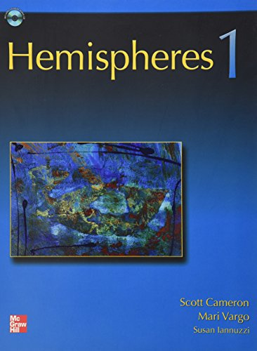 9780071264433: Hemispheres 1 Student Book With CD