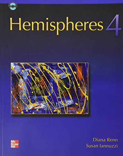 9780071264464: Hemispheres 4 Student Book With CD