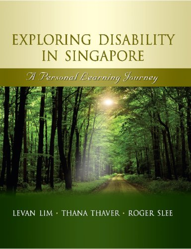 9780071264556: Exploring Disability in Singapore: A Personal Learning Journey