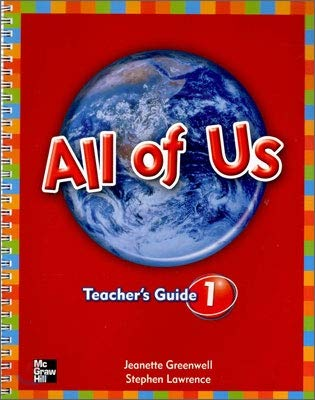 9780071265935: All of Us: Teachers' Guide