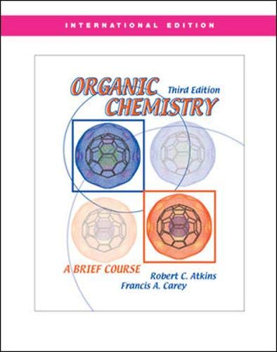 9780071266208: Organic Chemistry: A Brief Course