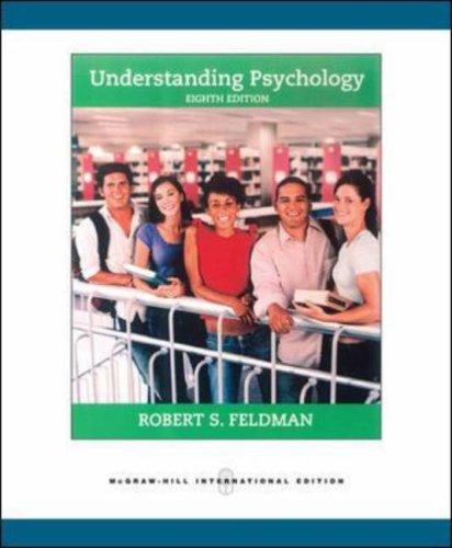 9780071266499: Understanding Psychology