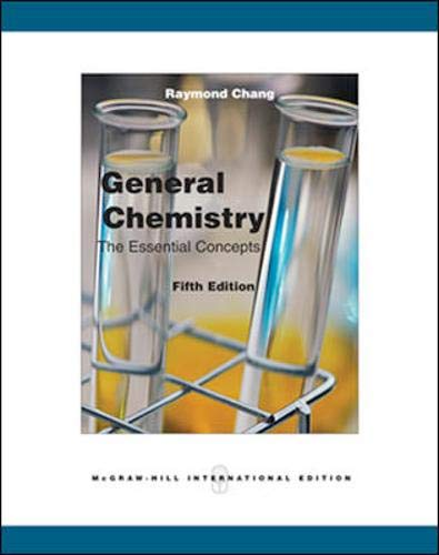 9780071267014: General Chemistry: The Essential Concepts