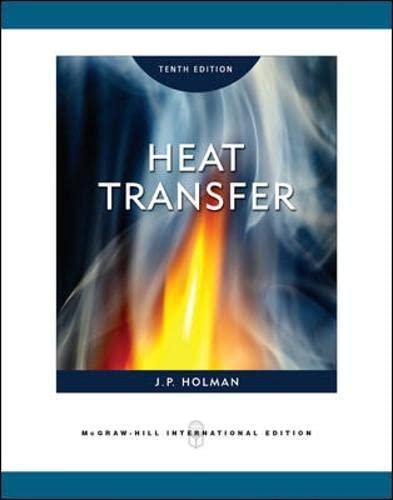9780071267694: Heat Transfer (Int'l Ed)