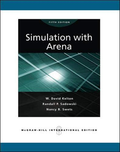 9780071267717: Simulation with Arena.