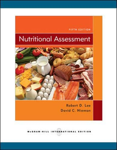 9780071267724: Nutritional Assessment