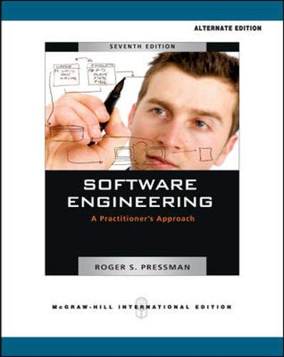 9780071267823: Software Engineering: A Practitioner's Approach, 7th International edition