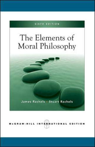 9780071267830: The Elements of Moral Philosophy