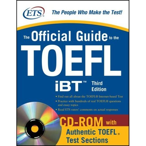 9780071267892: Official Guide to the New Toefl Ibt