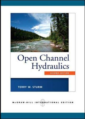 9780071267939: Open channel hydraulics (Ingegneria)