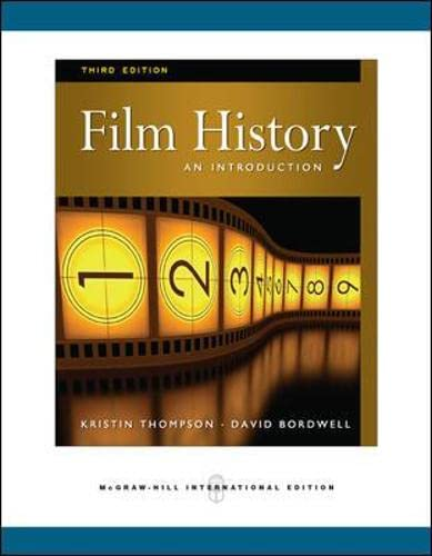 9780071267946: Film History: An Introduction. Kristin Thompson, David Bordwell (Asia Higher Education Humanities and Social Sciences Theater)