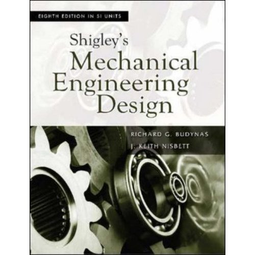 9780071268967: Shigley's Mechanical Engineering Design