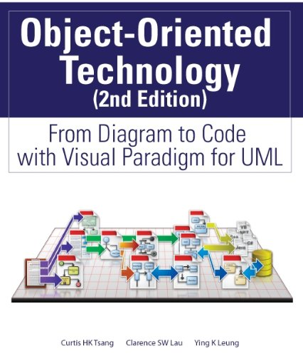 9780071269216: Object-Oriented Technology: From Diagram to Code with Visual Paradigm for UML