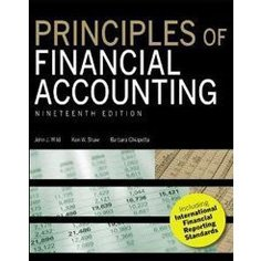 9780071269308: Principles of Financial Accounting