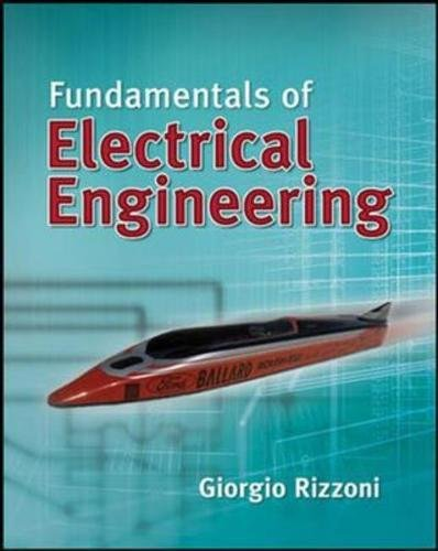 9780071269506: Fundamentals of Electrical Engineering (Asia Higher Education Engineering/Computer Science Electrical Engineering)
