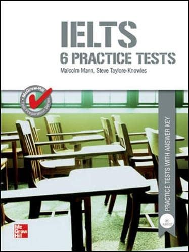 9780071269575: IELTS FOR ACCADEMIC PURPOSES PRACTICE TEST WITH AUDIO CD (IELTS for Academic Purposes)
