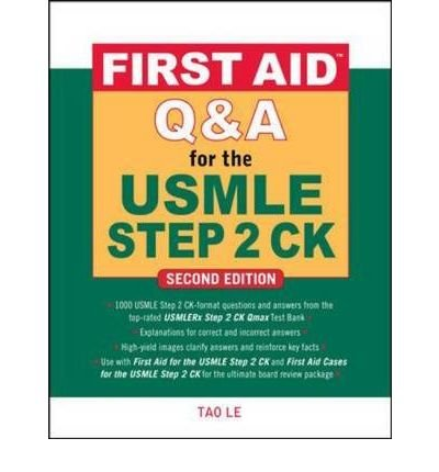 9780071269667: First Aid Q&A for the USMLE Step 1 2e