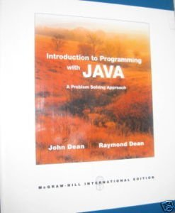 9780071269674: Introduction to Programming with Java