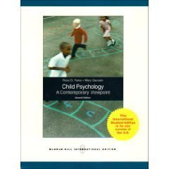 9780071269896: Child Psychology: A Contemporary Viewpoint