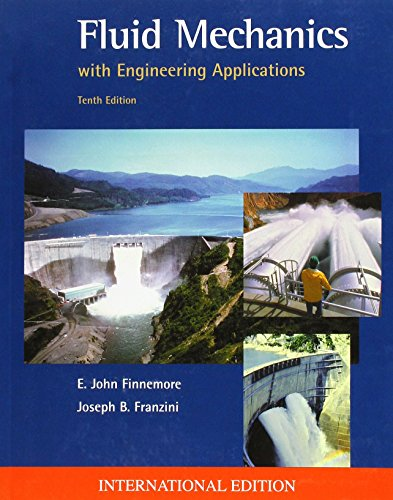 9780071270113: Fluid Mechanics With Engineering Applications (Int'l Ed)