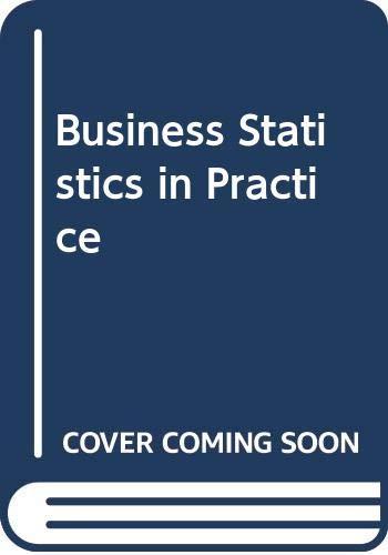 9780071270328: Business Statistics in Practice