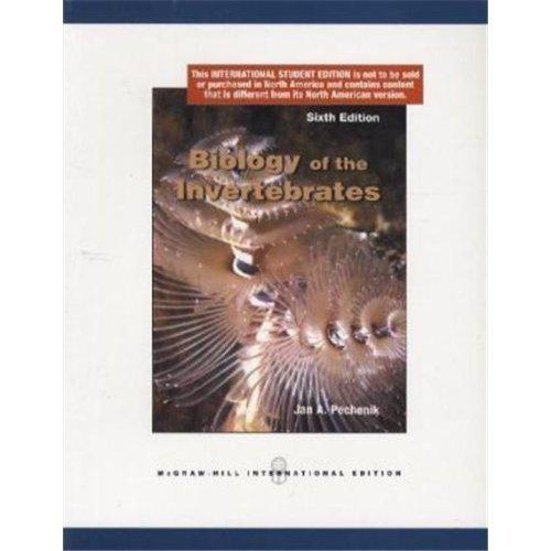 9780071270410: Biology of the Invertebrates