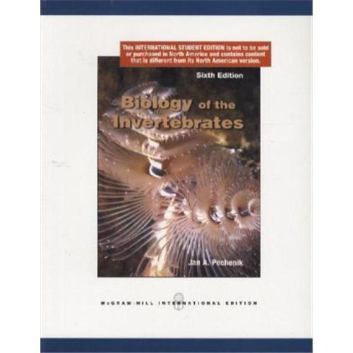 9780071270410: Biology of the Invertebrates