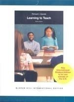 9780071270519: Learning to Teach