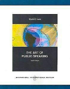9780071270588: Art of Public Speaking